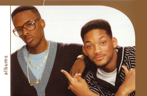 Will Smith and Jazzy Jeff Platinum and Gold