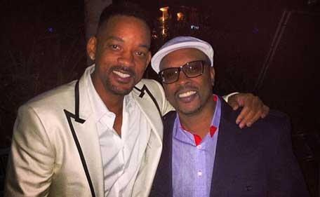 Will Smith & Jazzy Jeff in Dubai