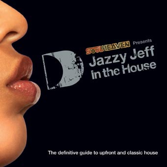 DJ Jazzy Jeff In The House Album Cover